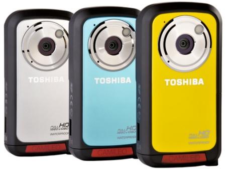 Toshiba CAMILEO BW10 Sportcam